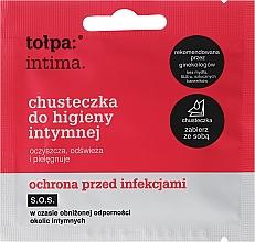 Parfüm, Parfüméria, kozmetikum Antibakteriális intim kendő 8db - Tolpa Intima