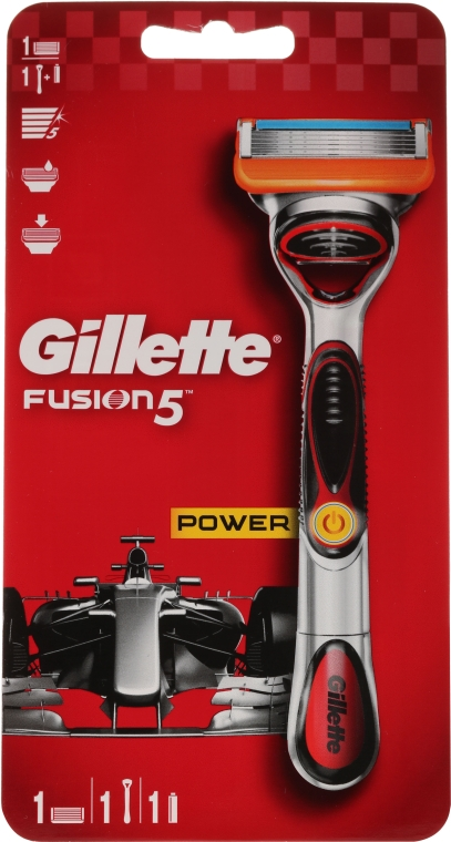 Borotva 1 db pótfejjel - Gillette Fusion5 ProGlide Power