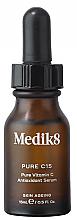 Parfüm, Parfüméria, kozmetikum Szérum koncentrált C-vitaminnal - Medik8 Pure C15 Pure Vitamin C Antioxidant Serum
