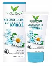Parfüm, Parfüméria, kozmetikum Arckrém - Cosnature MED Face Cream Brine & Chamomille