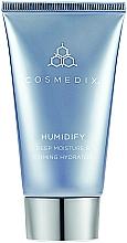 Parfüm, Parfüméria, kozmetikum Mélyhidratáló és erősítő krém - Cosmedix Humidify Deep Moisture Cream
