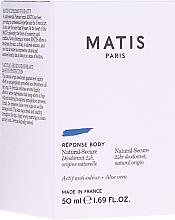 Parfüm, Parfüméria, kozmetikum Izzadásgátló - Matis Reponse Body Deodorant