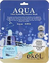 Parfüm, Parfüméria, kozmetikum Hidratáló szövetmaszk - Ekel Aqua Ultra Hydrating Essence Mask