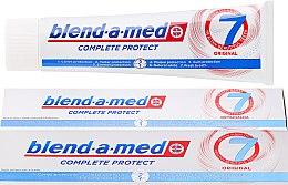 Parfüm, Parfüméria, kozmetikum Fogkrém - Blend-a-med Complete Protect 7 Original