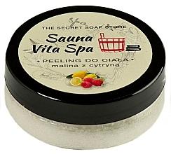 """Parfüm, Parfüméria, kozmetikum Bőrradír """"Málna citrommal"""" - The Secret Soap Scrub"""