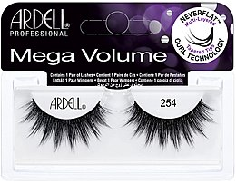 Parfüm, Parfüméria, kozmetikum Műszempilla - Ardell Mega Volume 254 Black