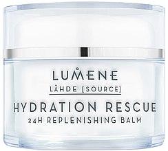 Parfüm, Parfüméria, kozmetikum Regeneráló arcápoló balzsam - Lumene Lahde Hydration Rescue 24H Nourishing Balm