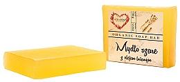 """Parfüm, Parfüméria, kozmetikum Glicerin szappan testre """"Szürke lenmag olajjal"""" - The Secret Soap Store"""