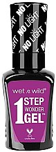 Parfüm, Parfüméria, kozmetikum Gél lakk - Wet N Wild 1 Step Wonder Gel Nail Color