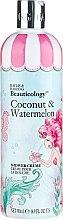 """Parfüm, Parfüméria, kozmetikum Tusfürdő krém """"Kókusz és görögdinnye"""" - Baylis & Harding Beauticology Mermaid Shower Cream"""