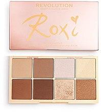 Parfüm, Parfüméria, kozmetikum Smink paletta - Makeup Revolution Roxxsaurus Roxi Highlight & Contour Palette