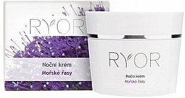 Parfüm, Parfüméria, kozmetikum Éjszakai arckrém - Ryor Night Cream Marine Algae