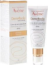 Parfüm, Parfüméria, kozmetikum Arckrém - Avene Eau Thermale Derm Absolu Cream SPF30