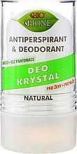 Parfüm, Parfüméria, kozmetikum Dezodor - Bione Cosmetics Deo Krystal Antiperspirant&Deodorant