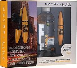 Parfüm, Parfüméria, kozmetikum Szett - Maybelline (mascara/10.7ml + mic/water/400ml)