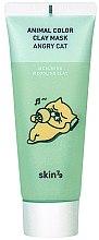 Parfüm, Parfüméria, kozmetikum Nyugtató agyagmaszk - Skin79 Animal Color Clay Mask Angry Cat