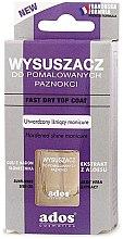 Parfüm, Parfüméria, kozmetikum Gyorsszárító festett körömre - Ados Fast Dry Top Coat