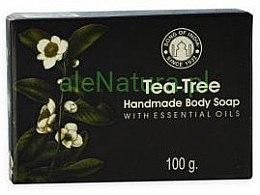 Parfüm, Parfüméria, kozmetikum Szappan - Song of India Soap Tea Tree