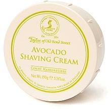 """Parfüm, Parfüméria, kozmetikum Borotva krém """"Avokádó"""" - Taylor of Old Bond Street Avocado Shaving Cream Bowl"""