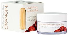 Parfüm, Parfüméria, kozmetikum Bőrradír, narancsbőrelleni - The Secret Soap Store Orangini Anti-cellulite Body Scrub