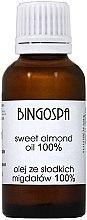 Parfüm, Parfüméria, kozmetikum Édes mandula olaj - BingoSpa