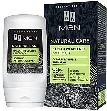 Parfüm, Parfüméria, kozmetikum Nyugtató borotválkozás utáni balzsam - AA Men Natural Care Soothing After-Shave Balm