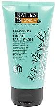 Parfüm, Parfüméria, kozmetikum Frissítő mosakodó gél Izlandi zuzmó - Natura Estonica Iceland Moss Face Wash