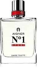 Parfüm, Parfüméria, kozmetikum Aigner No 1 Sport - Eau De Toilette (teszter kupak nélkül)