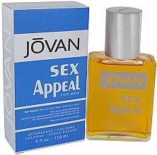 Parfüm, Parfüméria, kozmetikum Jovan Sex Appeal - Borotválkozás utáni arcvíz