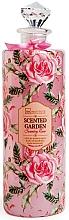 Parfüm, Parfüméria, kozmetikum Fürdőhab - IDC Institute Scented Garden Luxury Bubble Bath Country Rose