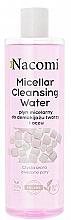 Parfüm, Parfüméria, kozmetikum Micellás víz - Nacomi Micellar Cleansing Water Marshmallow