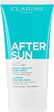 Parfüm, Parfüméria, kozmetikum Napozás utáni bőrnyugtató balzsam arcra és testre - Clarins Soothing After Sun Balm 48H