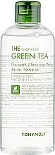 Parfüm, Parfüméria, kozmetikum Arctisztító víz - Tony Moly The Chok Chok Green Tea No-Wash Cleansing Water