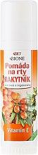 Parfüm, Parfüméria, kozmetikum Ajakápoló balzsam - Bione Cosmetics Sea Buckthorn Lip Balm