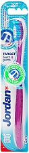 Parfüm, Parfüméria, kozmetikum Puha fogkefe Target, lila - Jordan Target Teeth & Gums Soft