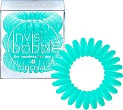 Parfüm, Parfüméria, kozmetikum Hajgumi, 3db - Invisibobble Original Mint To Be