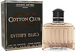 Parfüm, Parfüméria, kozmetikum Jeanne Arthes Cotton Club Rythm'n Blues - Eau De Toilette