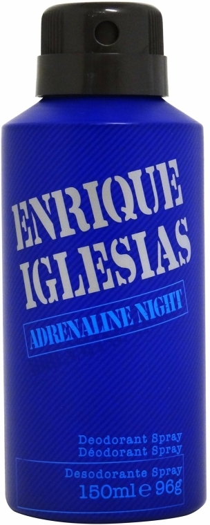 Enrique Iglesias Adrenaline Night - Deo spray