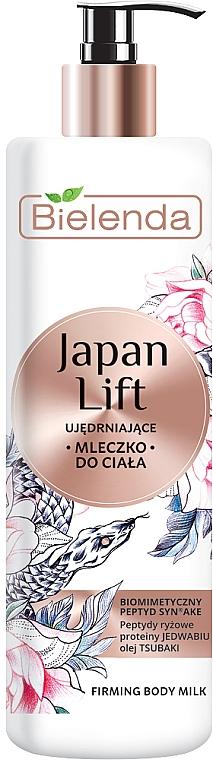 Testápoló - Bielenda Japan Lift Body Milk