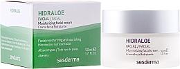 Parfüm, Parfüméria, kozmetikum Hidratáló arckrém - SesDerma Laboratories Hidraloe Moisturizing Face Cream