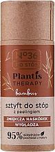 Parfüm, Parfüméria, kozmetikum Peeling-stift lábra - Pharma CF No.36 Plantis Therapy Peeling Foot Stick