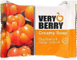 Parfüm, Parfüméria, kozmetikum Krémszappan - Very Berry Cloudberry & Cedar Nuts Oil