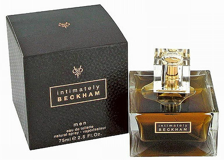 David Beckham Intimately Beckham Men - Eau De Toilette
