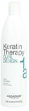 Parfüm, Parfüméria, kozmetikum Hajápoló fluid - Alfaparf Keratin Therapy Curl Design Permanent Curling Fluid