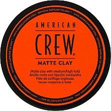 Parfüm, Parfüméria, kozmetikum Koncentrált hajformázó - American Crew Matte Clay
