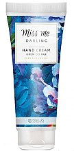 "Parfüm, Parfüméria, kozmetikum Hidratáló kézkrém ""Körte és magnólia"" - Barwa Miss Me Darling Pear & Magnolia"