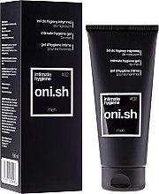 Parfüm, Parfüméria, kozmetikum Intim mosakodó gél - Oni.sh Men Intimate Hygiene Gel