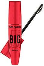 Parfüm, Parfüméria, kozmetikum Szempillaspirál - Miss Sporty Little Big Volume Mascara