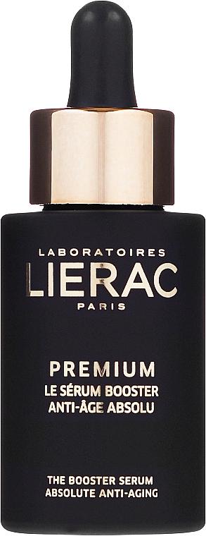 Ránctalanító regeneráló szérum - Lierac Exclusive Premium Serum Regenerant — fotó N2