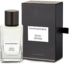 Parfüm, Parfüméria, kozmetikum Banana Republic Linen Vetiver - Eau De Parfum